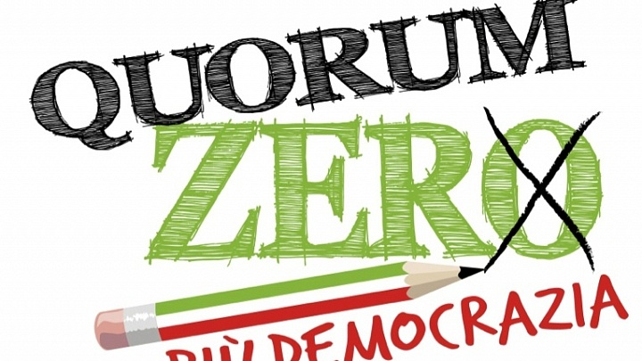 Quorum Zero Più Democrazia