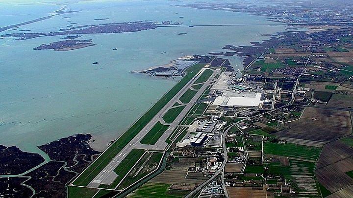 L'aeroporto Marco Polo