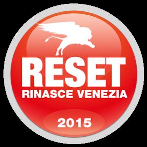 Il logo di RESET
