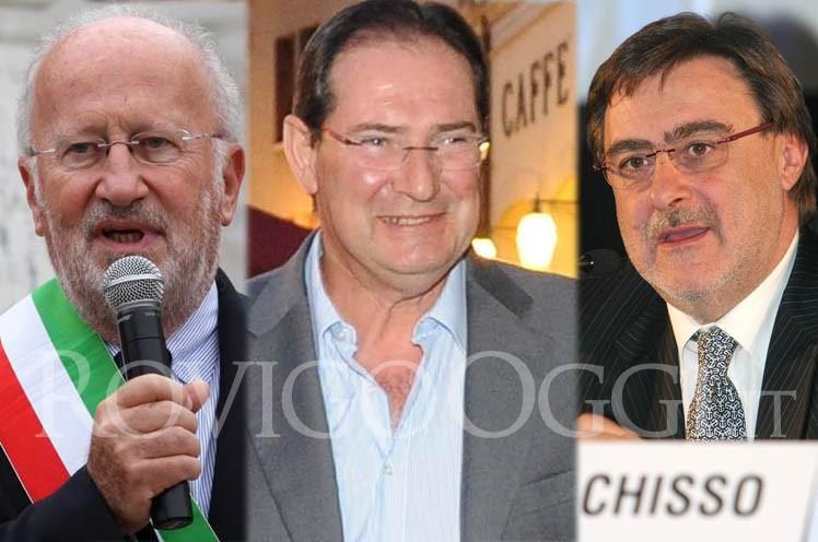 I tre arrestati più eccellenti (non i soli) dello scandalo MOSE