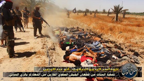 """L'IS """"al lavoro"""". Ma è tutta colpa degli americani.."""