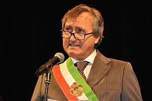 Il Sindaco Luigi Brugnaro