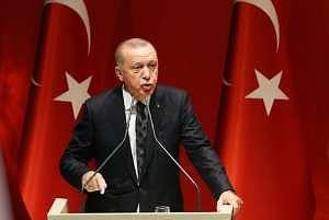 Recep Tayyip Erdoğan @ Huffingotn Post