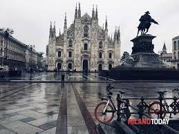 Non solo Venezia è vuota.. © La7