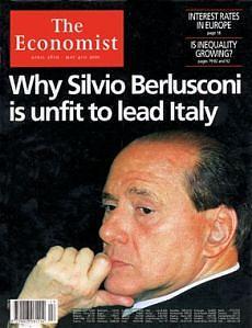 La celebre copertina dell'Economist (2001) ©larosanera
